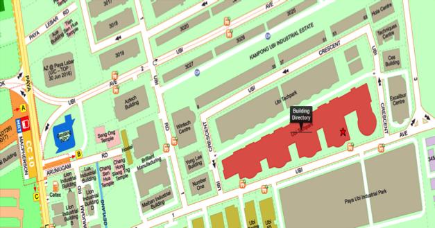 Map2Techpark